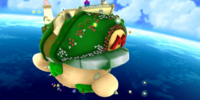 Starship Mario (Super Smash Bros. Golden Eclipse)