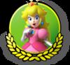 MK3DS Peach icon