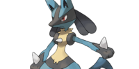 Lucario and the Five Thieves
