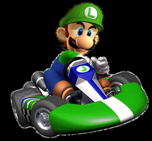 File:Luigi Kart.png