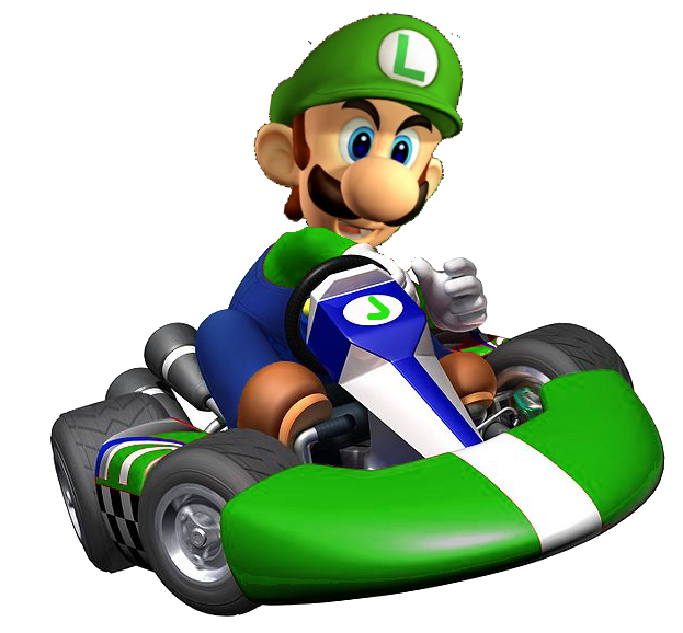 mario luigi racing games