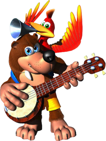 File:Banjo and Kazooie (Banjo-Kazooie).png