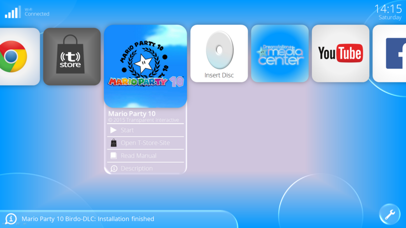 DreamOS-2-Home-Menu-Screenshot