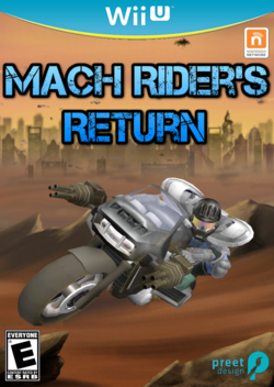 Machridersreturn