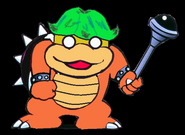 Pyotr I. Koopa 2D Art Upgrade