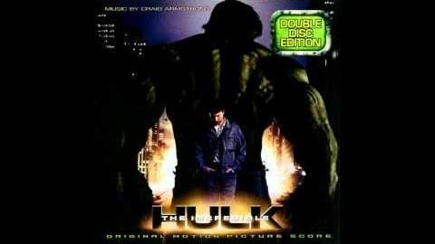 Craig Armstrong - Favela Escape (Incredible Hulk II OST )