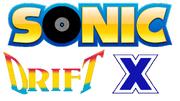 Sonic Drift X Logo