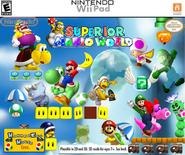 Superior Mario World Box