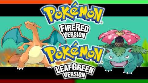 Professor Oak -Pokémon FireRed & LeafGreen ~ Arrangement~