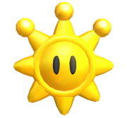 Shine Sprite of the Shine Gate SSBWIIU