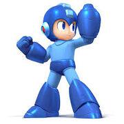 Megaman Smash Bros