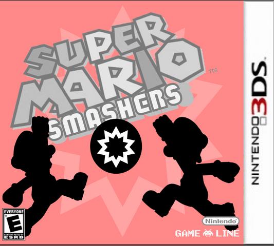 File:Super Mario Smashers US Boxart.png