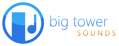 Big Tower Sounds Logo