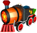 Barrel Train!