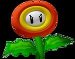Evil Fire Flower