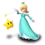 Rosalina and Luma Icon SSB5