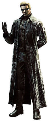 200px-Albert Wesker RE5