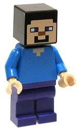MinecraftSteveLEGO