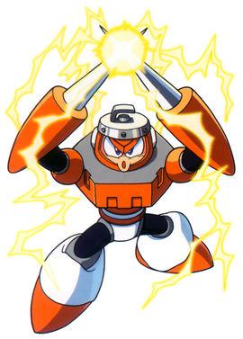 Spark Man 7