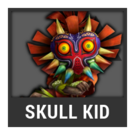 ACL -- Super Smash Bros. Switch assist box - Skull Kid