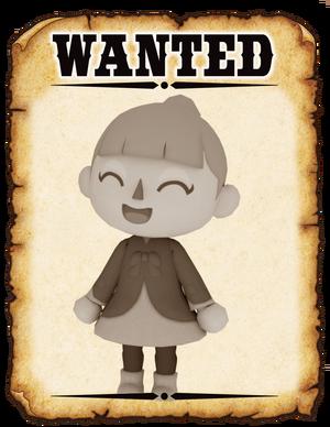 BountyPoster Villager