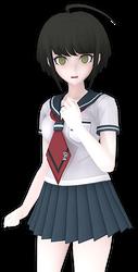 Komaru Naegi DRAE render