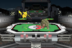 Pokemon-battle-arena
