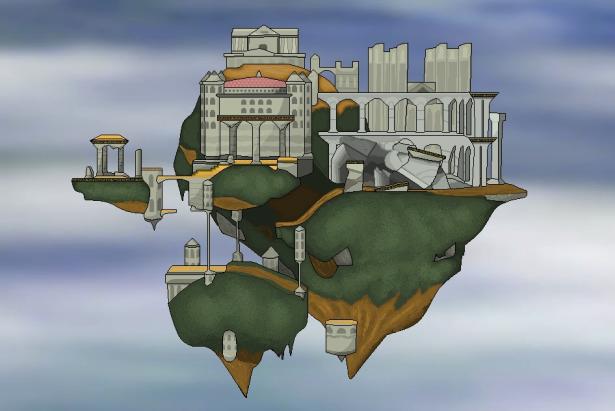 File:SSBM! Sta- Hyrule Castle.png