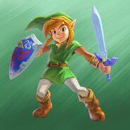 The Legend of Zelda A Link Between Worlds Nintendo 3DS 04
