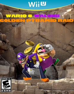 Wario & Waluigi - Golden Pyramid Raid
