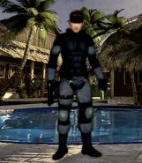 (Métal Gear Solid) Snake