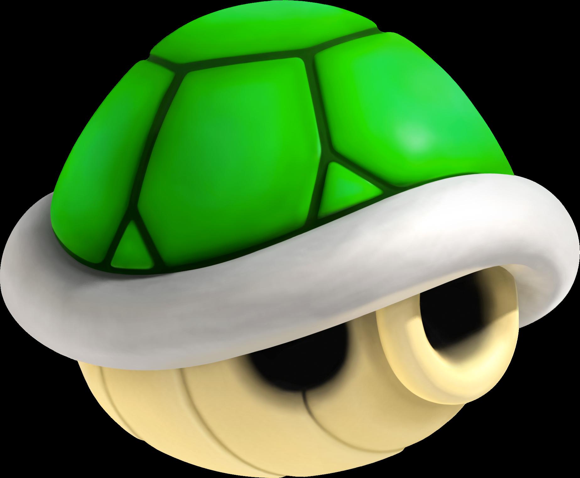 Koopa Troopa Shell