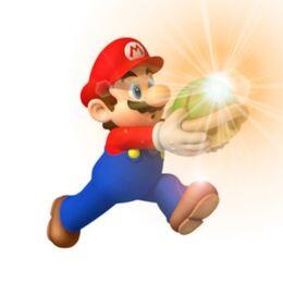 SM3DL2 Mario