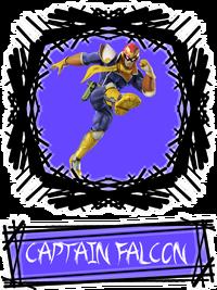 Captain Falcon SSBR