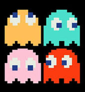 Ghosts-Pacman