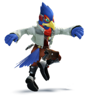 Falco SSB4deviantart