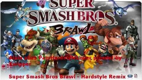 Super Smash Bros Brawl - Hardstyle Remix