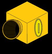 Coin cannon