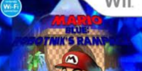 Mario Blue Sonic Red