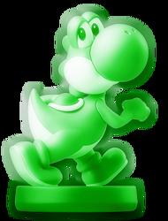 GlowAmiibo Yoshi