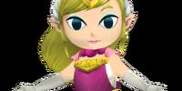 Toon Zelda (Super Smash Bros. Golden Eclipse)