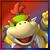 Bowser Jr. - Jake's Super Smash Bros. icon