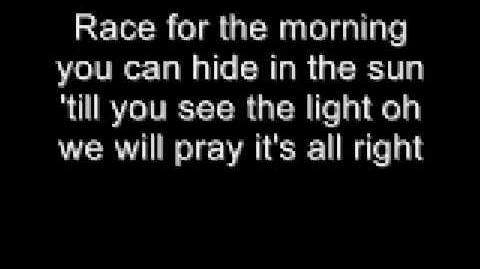 Holy Diver - Dio Lyrics