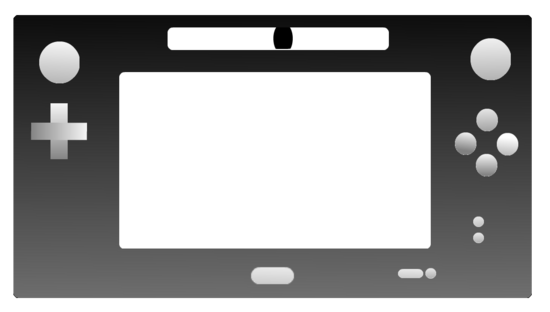 Tourmaline console