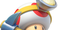 Captain Toad (SSB Crusade)