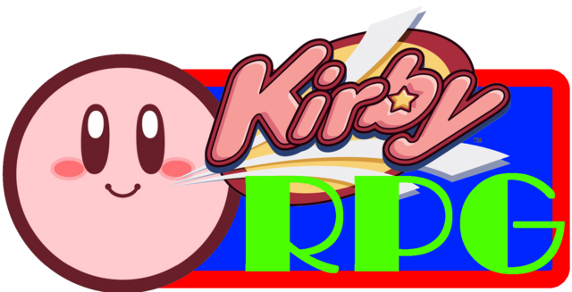 File:Kirby RPG Logo.png