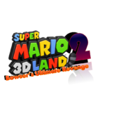 SM3DL2 2nd Logo