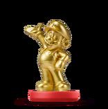 Amiibo GoldMario