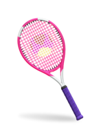 ToadetteTennisRacket
