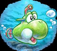 Submarine Yoshi